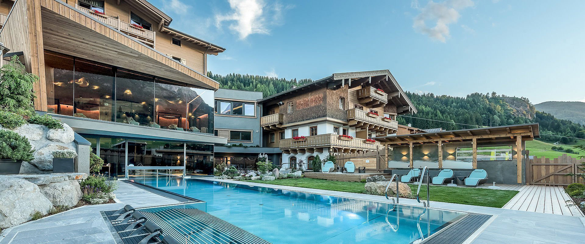 die RIEDERALM - GOOD LIFE RESORT LEOGANG